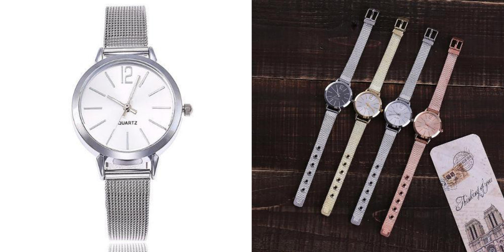 Petite Wristwatch For Women