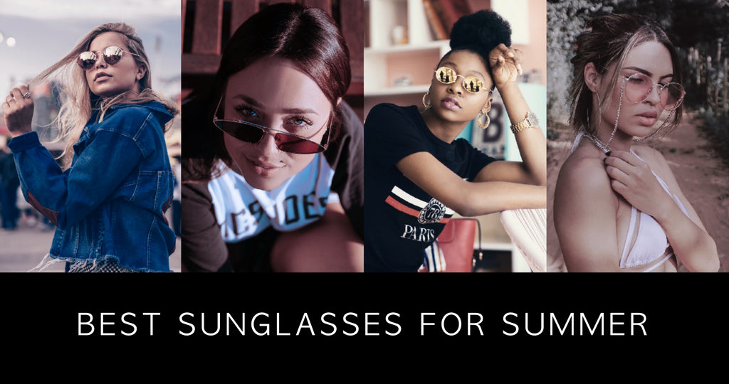 Best sunglasses for summer by CWC