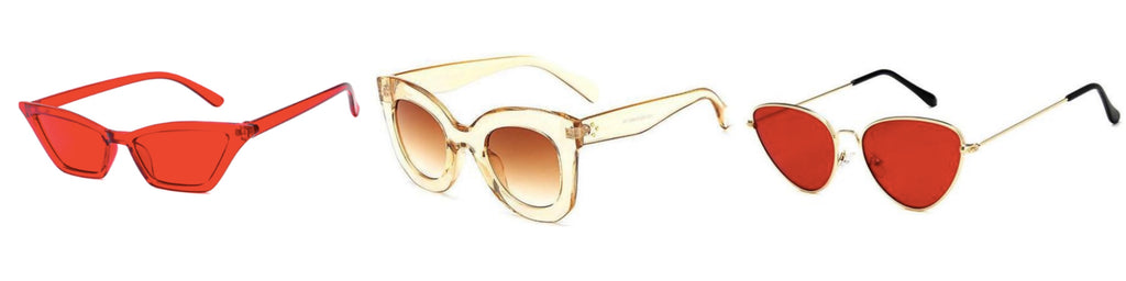 Transparent Sunglasses For Women