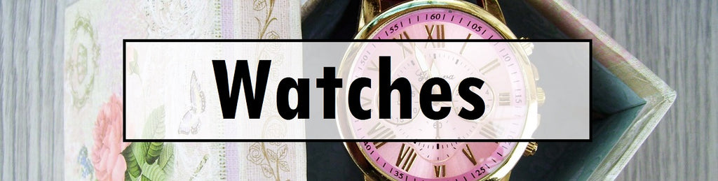 Trendy watches for women