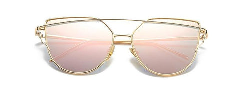 Classy Women Pink Cat Eye Sunglasses | sunglasses - Classy Women Collection