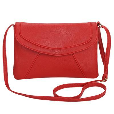 Classy Women Simple Crossbody Bag - 7 Colors - Classy Women Collection