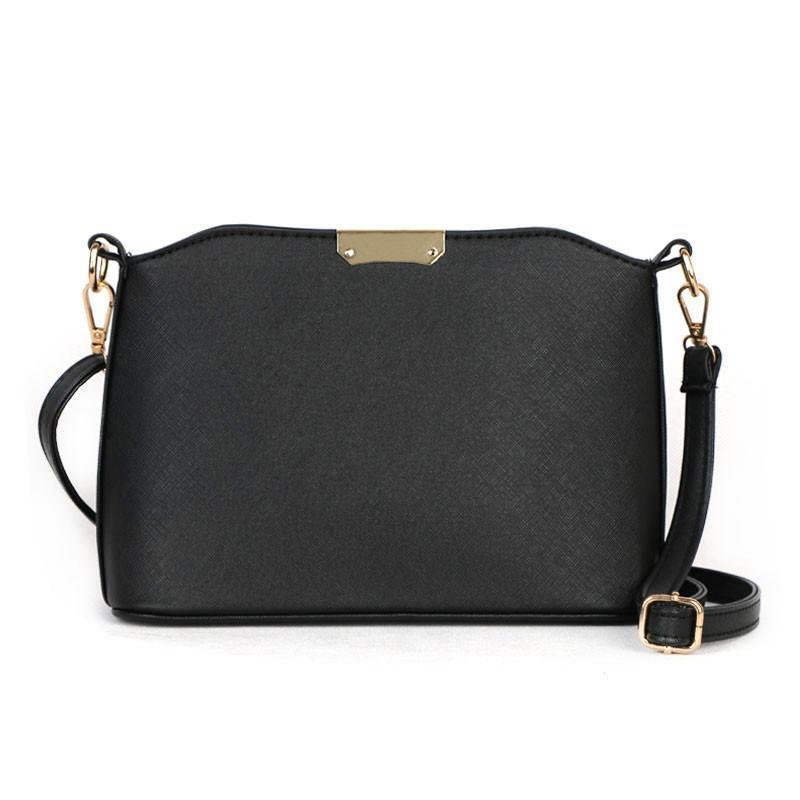 Classy Women Classic Crossbody Bag - 5 Colors - Classy Women Collection