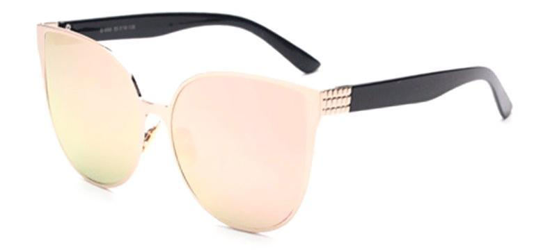 Classy Women Oversized Cat Eye Sunglasses - Classy Women Collection