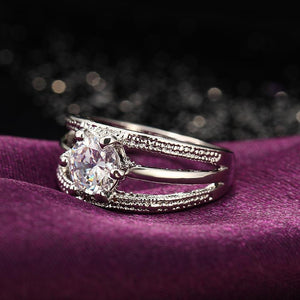 Classy Women Cubic Zirconia Ring | Ring - Classy Women Collection