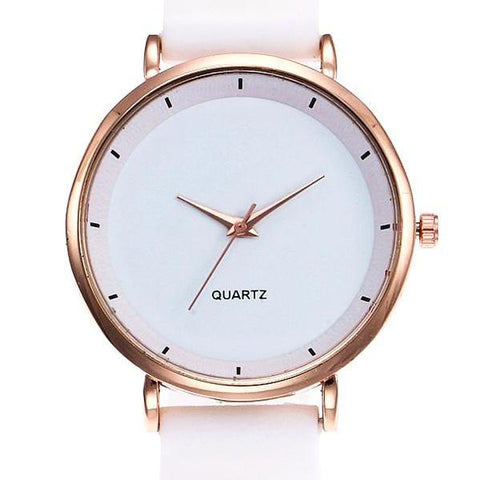Classy Women Silicone Watch White | watches - Classy Women Collection