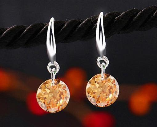 Classy Women Ball Earrings - 7 Colors | Earrings - Classy Women Collection
