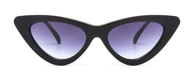 Classy Women 50's Vintage Cat Eye Sunglasses - Classy Women Collection