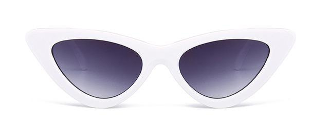 Classy Women 50's Vintage Cat Eye Sunglasses | sunglasses - Classy Women Collection