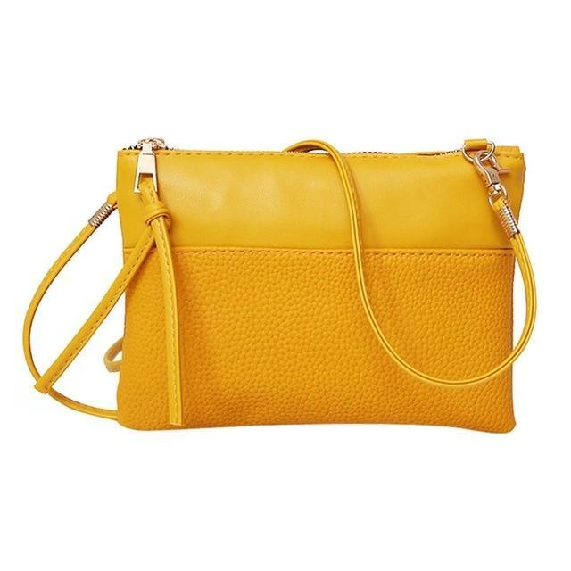Classy Women Essential Crossbody Bag - 5 Colors