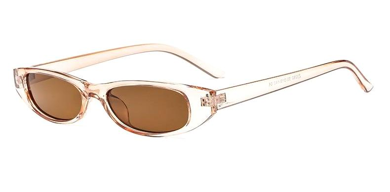 Classy Women Thin 90's Sunglasses - 6 Colors | sunglasses - Classy Women Collection
