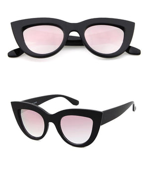 Classy Women Elegant Cat Eye Sunglasses - 8 Colors | sunglasses - Classy Women Collection