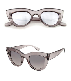 Classy Women Elegant Cat Eye Sunglasses - 8 Colors
