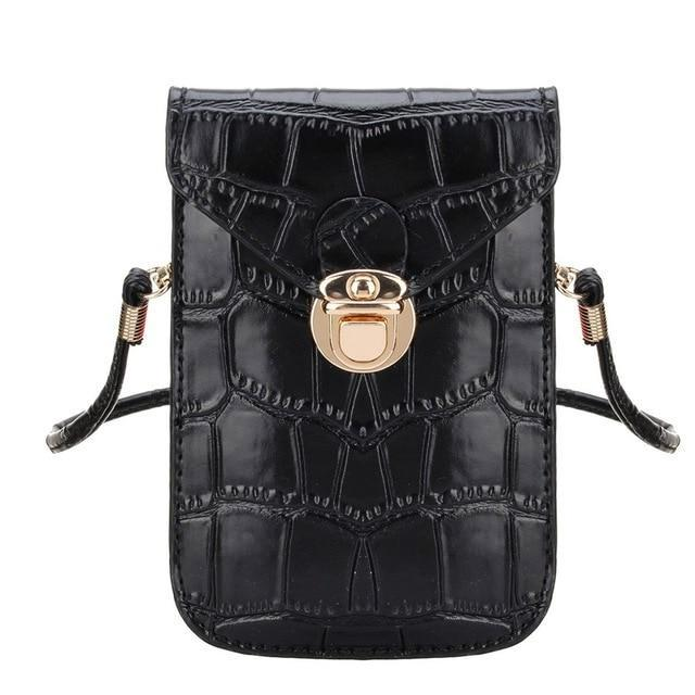 Classy Women Mini Crossbody Phone Bag - 4 Colors