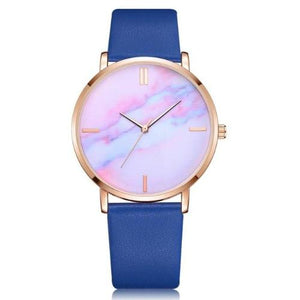 Classy Women Space Marble Watch - 10 Colors | watches - Classy Women Collection