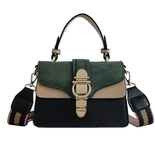Classy Women Suede Crossbody Bag - 4 Colors | Handbag - Classy Women Collection