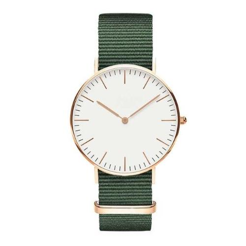 Classy Women Nylon Watch - 7 Colors | watches - Classy Women Collection