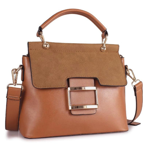 Classy Women Deluxe Crossbody Bag - 3 Colors | Handbag - Classy Women Collection