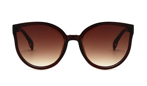 Classy Women Round Cat Eye Sunglasses | sunglasses - Classy Women Collection