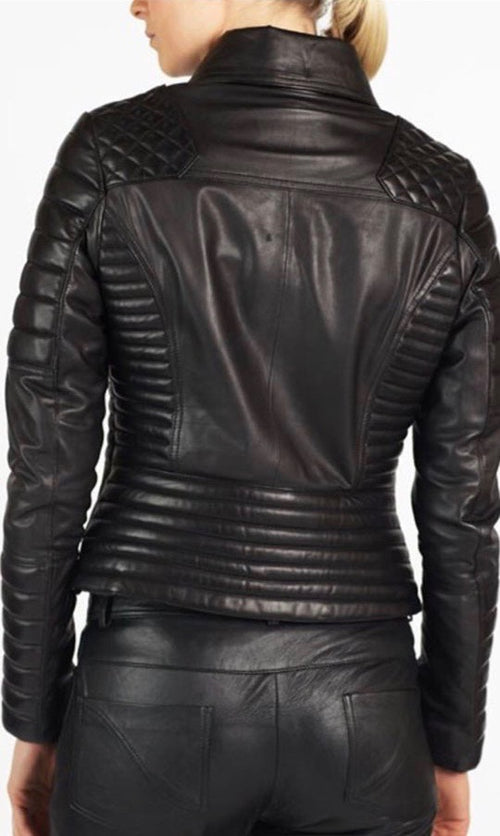 Nicole Leather Jacket