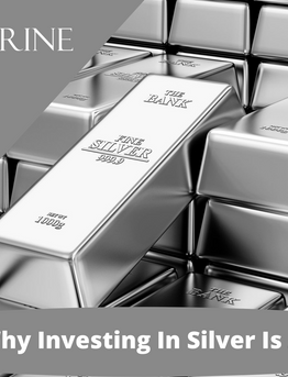 5 Reasons Why Investing In Silver Is A Good Idea