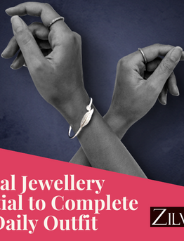 7 Casual Jewellery Essential to Complete Your Daily Outfit