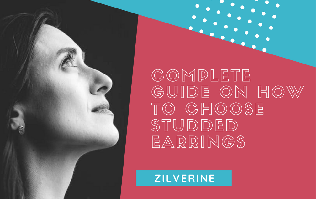 Complete Guide on How To Choose Studded Earrings