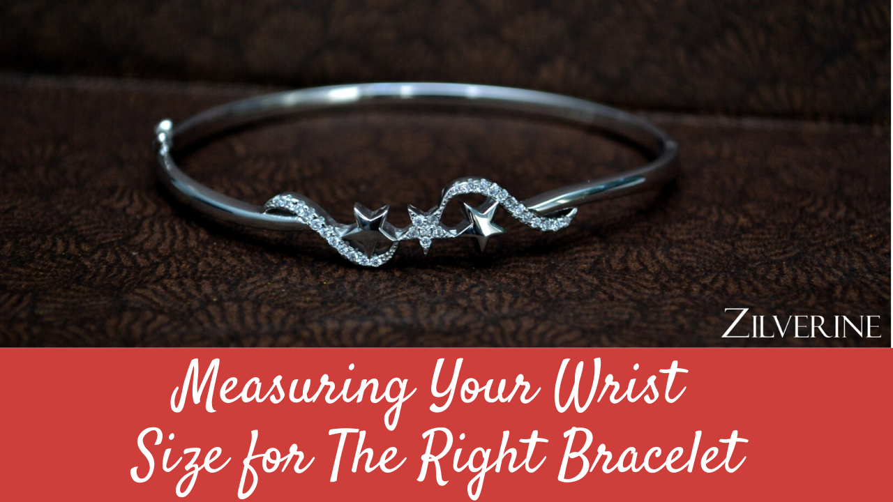 Measuring Your Wrist Size for The Right Bracelet