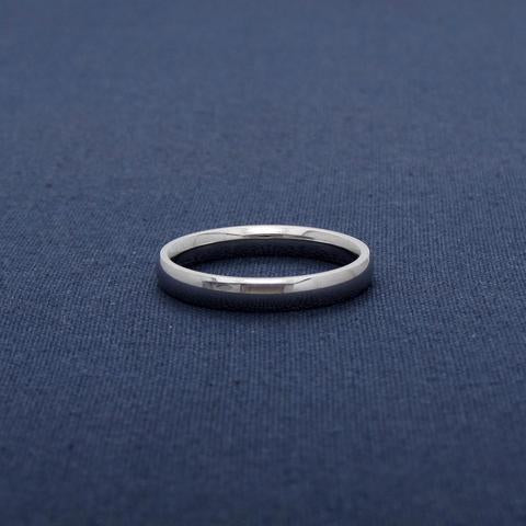 Sterling Silver Plain Band