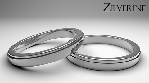 Buy Sterling Silver Rings at Zilverine