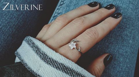 Zilverine Rings Collections - Buy 925 Sterling Silver Rings