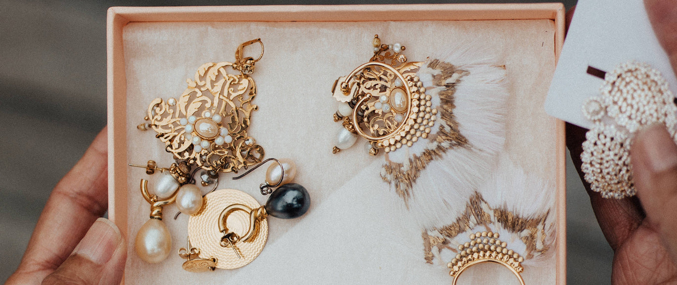 Right Storage - How to take care of your Sterling Silver Jewelry