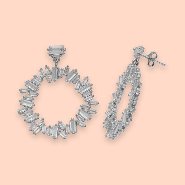 Charming Dangler Earrings