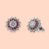 Rose Blush Earrings
