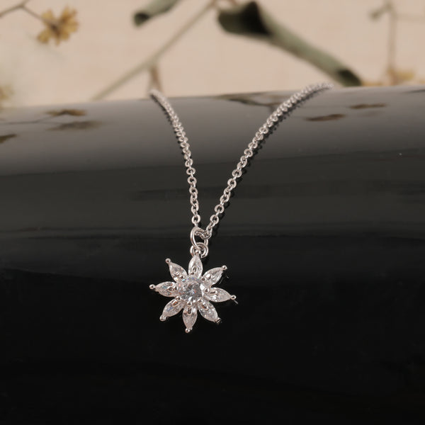 Blooming Elegance Pendant Set