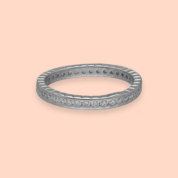 Zilverine Timeless Ring
