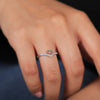 Embrace Heart Ring