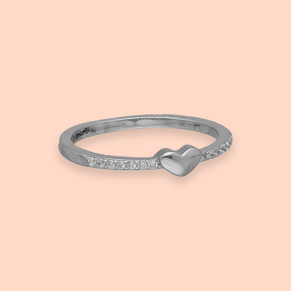 Amour Heart Ring