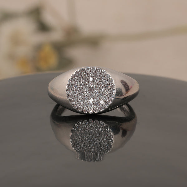 Diamond Starry Ring
