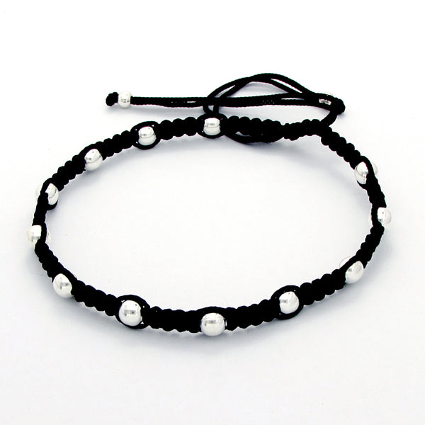 Handcrafted Bead Anklet
