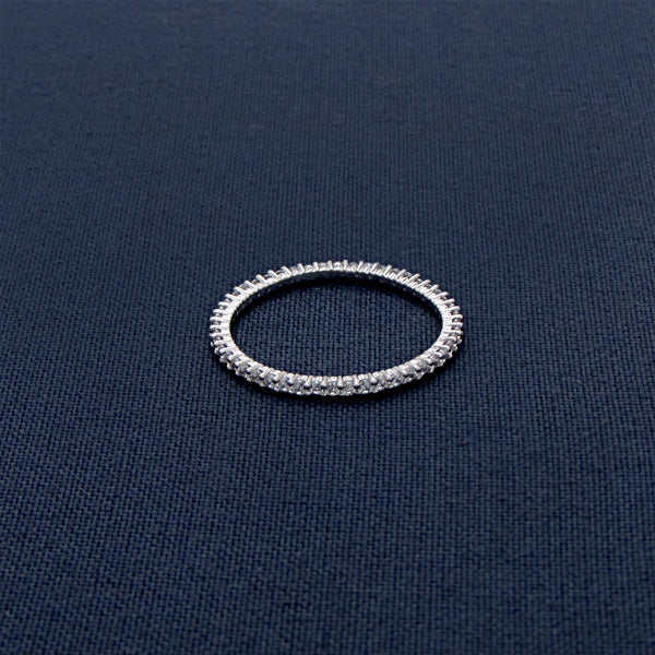 The Eternal Diamond Ring