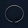The Cyclic Perfection Silver Bracelet