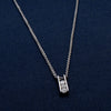 925 Stamp Sterling Silver Pendant Chain