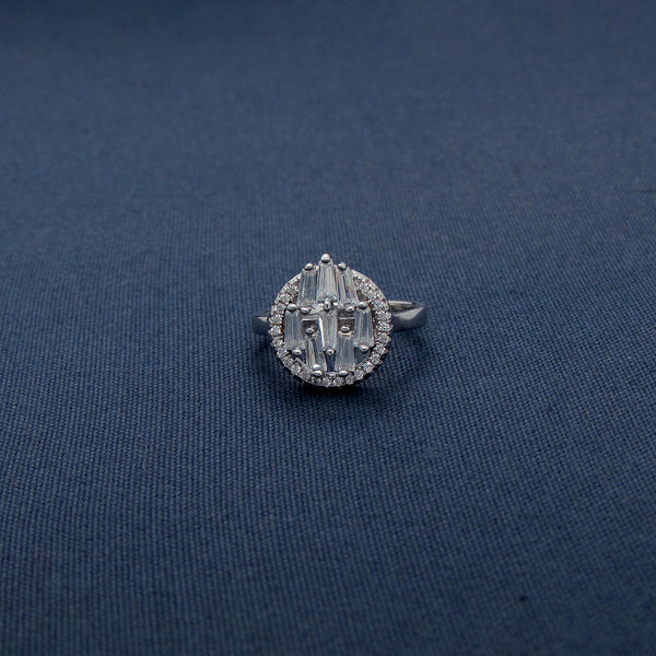 Big Head Sterling Silver Ring