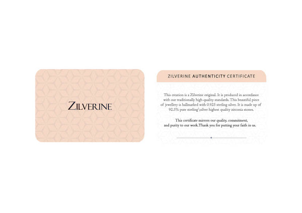 Zilverine Allure Ring