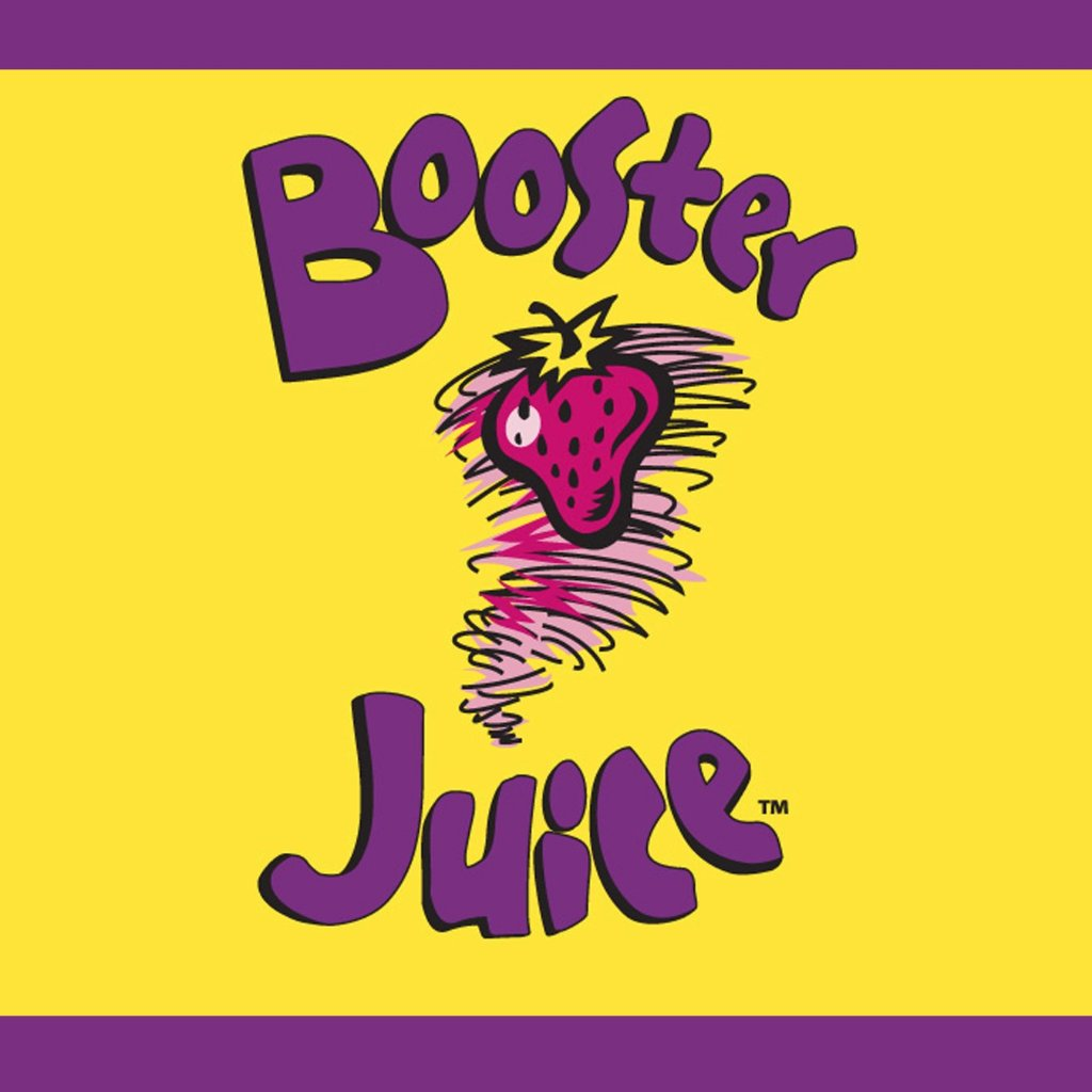 Booster Juice Uniform
