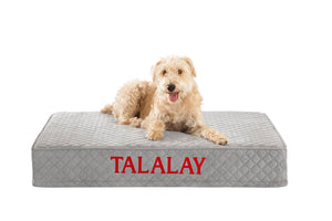 Barkalay by Talalay Dog Bed