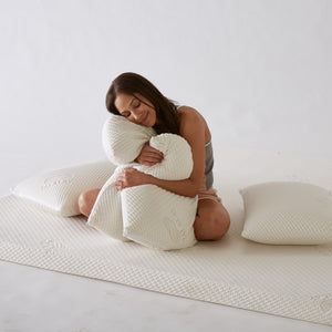 Talalay Scrunchable Pillow