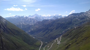 Alps motorcycle tour - British Bike Tours