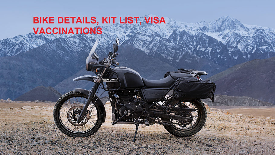 Himalayan Motorcycle Tour - FAQ's